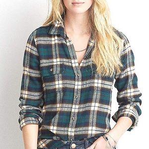 American Eagle Ahh-mazingly Soft Plaid Flannel